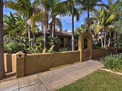 Photo for 3BR Oceanside Home w/ Hot Tub - Walk to Beach!