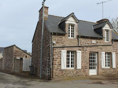 Photo for Charming stone house in the center of Plurien, between Cap Fréhel / Cap d'Erquy