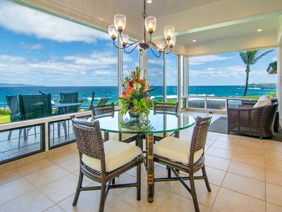 Photo for Platinum Five Star fully remodeled Oceanfront Villa!  FRONT ROW!!