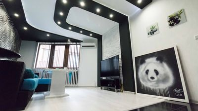 Photo for The Panda Apartment , luxury 10 mins from the beach