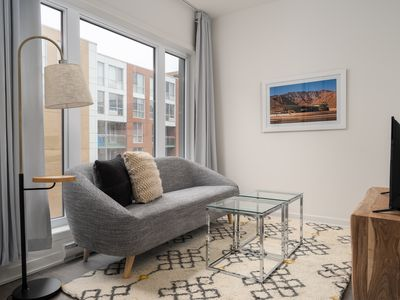 Photo for Sonder | Old Port | Relaxed 1BR + Laundry