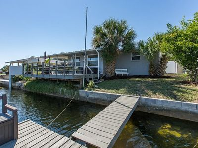 Photo for Waterfront Dream Home on the Gulf!