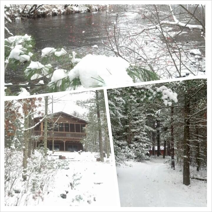 Secluded Lovely Home In The Woods! Enjoy Nature & The River ...