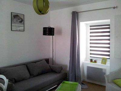 Photo for Hypercentre apartment ideally placed: quiet and close to the beach Ecluse