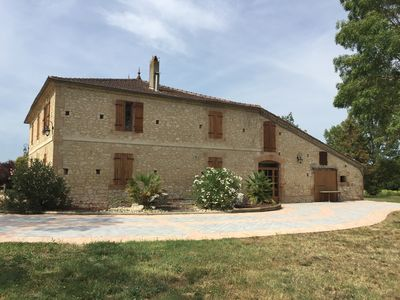 Photo for Gascogne house of character of 230 m 2