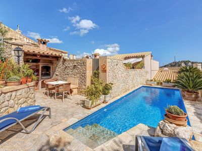 Photo for Enjoy Charming Town Villa Lleo in the Old Town with Roof Top Pool