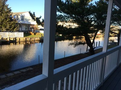 Photo for Walk To Beach From Updated Waterfront Cottage On Dead-End Street