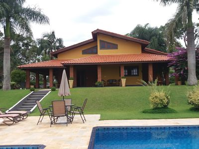 Photo for Marvelous Farm with complete leisure for all the Family in Jarinu.