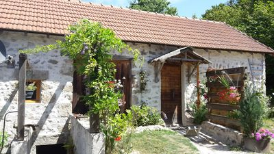 Photo for small cottage in the Morvan, beautiful views and quiet