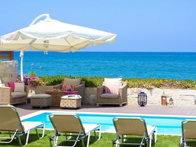 Photo for Beachfront Property only 1 km to the City Center!