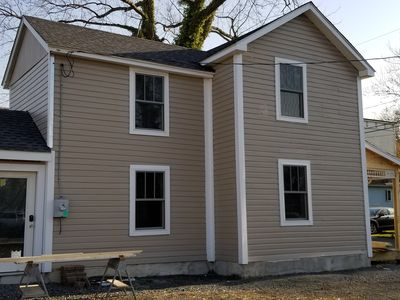 Photo for Pet Friendly Small Historic House on Quiet Street walk Downtown