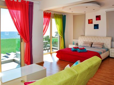 Photo for Villa With Private Pool By The Sea