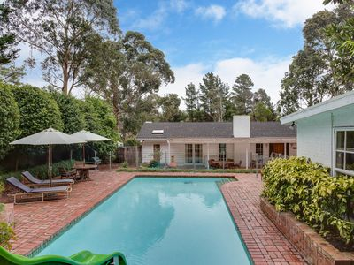 Photo for Stunning Summer Home with Pool and Tennis Court