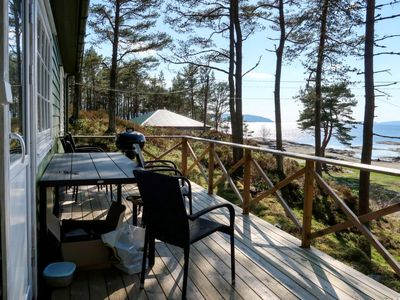 Photo for Vacation home Solsvika (FJS125) in Leirvik - 7 persons, 5 bedrooms