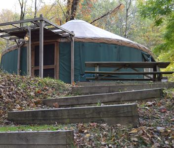Photo for River Retreat Cabins - The Yurt