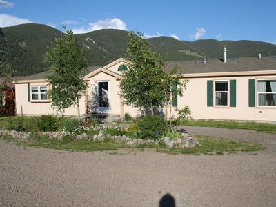Photo for Sleeps 9 - Room for the whole family!!  Cozy Home built for Comfort
