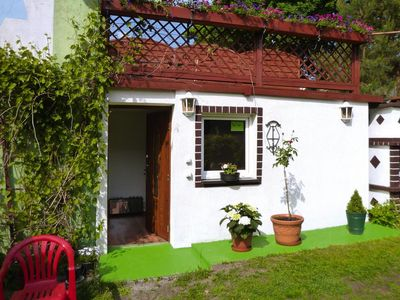 Photo for Holiday flat, Lakie  in Kaschubische Seenplatte - 4 persons, 1 bedroom
