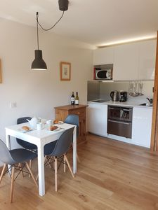 Photo for Modern apartment ideal for couples or families.  10 minutes walk Morzine centre.