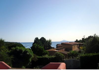 Photo for Lido di Capoliveri, sandy beach and shallow water ... Spacious and cozy apartment for n. 5 people