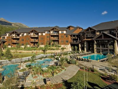 Photo for 03/15/19 - 03/22/19 Grand Timber Lodge Ski-In Ski-Out Condo - Sleeps 8 in Beds