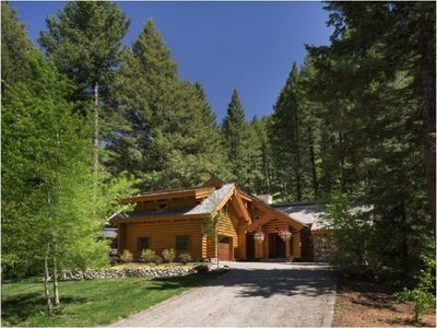 Photo for Beautiful Log Home Living - The Summer-Fall Sun and Fun has arrived!