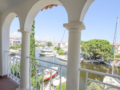 Photo for House 8 persons  et  10 m mooring Port Grimaud