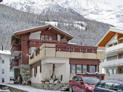 Photo for 2BR Apartment Vacation Rental in Saas-Grund, Visp