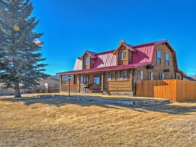 Photo for 'Red Roof Retreat' Panguitch Home-Yard & 2 Porches