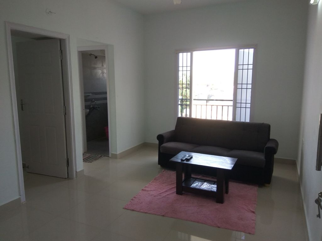 1BR in Rajeshwari Thea in Old Airport Rd