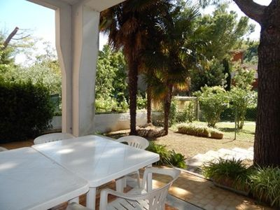 Photo for N37 - Numana, three-room apartment with garden a stone's throw from the sea