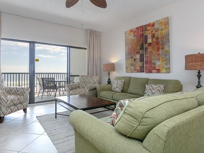 Photo for HAVE A BALL with Kaiser in The Palms #302: 3 BR/2 BA Condo in Orange Beach Sleeps 10
