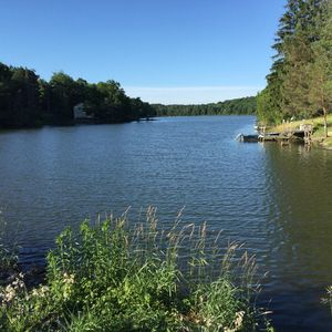 Photo for Lake Front with Dock also perfect for Hunting, Snowmobile trails