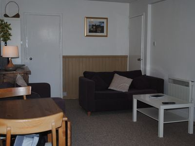 Photo for Very convenient Ground floor Edinburgh flat.