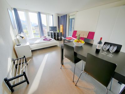 Photo for Apartment Vacation Rental in Luzern, Luzern