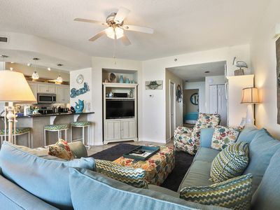 Photo for 904E - Comfort for days in this Relaxing 3BR Condo!