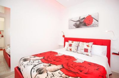 Photo for Red Rose Apartment - Near Piazza Tasso