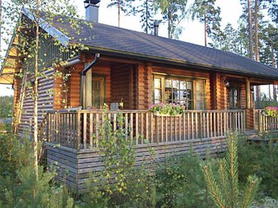 Photo for Vacation home Kallionnenä in Multia - 6 persons, 2 bedrooms