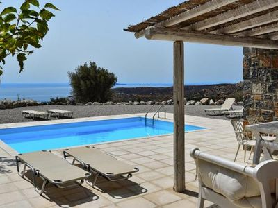 Photo for Villas Palazzo Greco, Agia Galini  in Kreta - 10 persons, 3 bedrooms