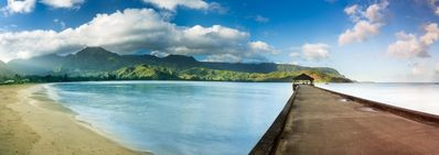 Photo for Family Friendly Home minutes from Hanalei Bay!