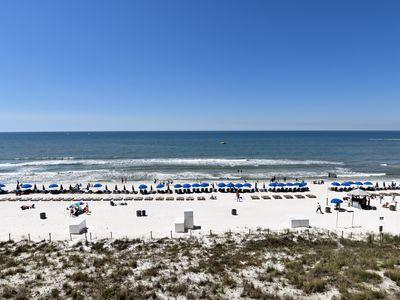 Photo for Gulf Front 4th Floor,  AMAZING SUNSETS! Sleeps 6, FREE Wi-Fi/Parking