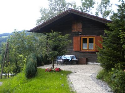 Photo for Serene Chalet in Sankt Koloman with Private Garden
