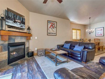 Photo for Free Shuttle to Slopes, Shops and More! – Top Floor Home – Hot Tub – Sleeps 8