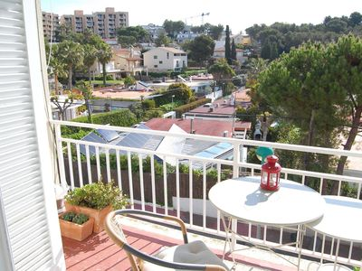 Photo for SitgesNow Romantic - Peaceful apartment 5 minutes from Sitges