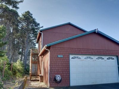Photo for Pet-friendly & affordable studio near Seal Rock State Park. Come and explore!