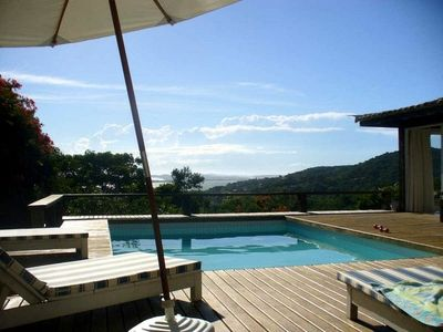 Photo for House with beautiful view in Condomínio Alto de Búzios - 4 suites