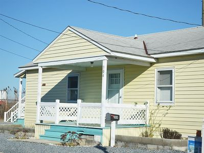 Bayside cottages offer short walk to the beach.2-6 bedrooms avaiable .