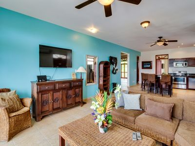 Photo for Stunning oceanfront condo with shared pool, nearby beach access, and more!
