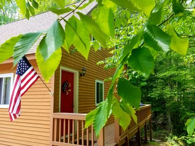 Photo for Pierpont's Place ~*~ Your Family-Friendly Wooded Retreat Near Alpine Fun!