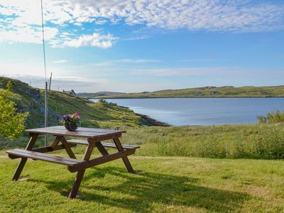 Photo for 3 bedroom accommodation in Crulivig, Isle of Lewis