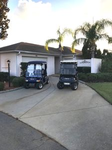 Photo for VILLA 2 GOLF CARTS/2 MASTERS SUITES